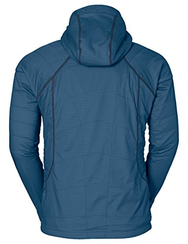 Vaude Herren Bormio Jacket Washed Blue