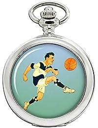 Fútbol Full Hunter reloj de bolsillo 2f462550bac
