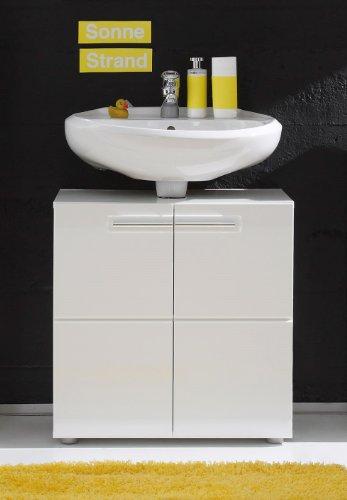 Trendteam 1327-301-01 - Mobiletto sotto-lavandino per bagno Bora, 60 ...