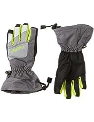 Dakine Yukon Junior Snowboard & Ski Gloves - Grey 1300270