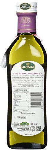 Olitalia Traubenkern L Raffiniert Flasche 1er Pack 1 X 500 Ml