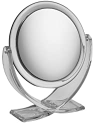 FMG Mirros - Miroir sur pied rond grossissant x10