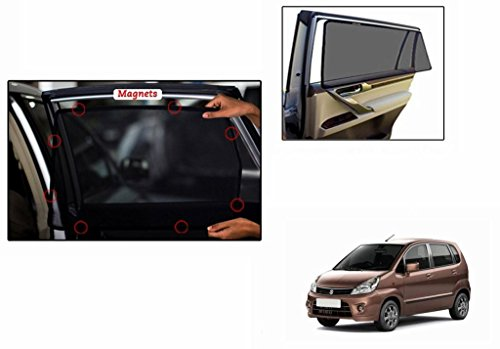 accedre magnetic car sunshades (set of 4)-maruti zen estilo type 1 (2006-2013) Accedre Magnetic Car Sunshades (Set Of 4)-Maruti Zen Estilo Type 1 (2006-2013) 41lLnO6z2cL