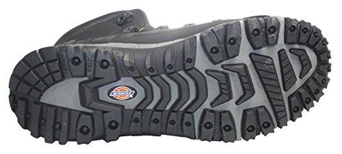 Dickies FD23310 Calzature Di Sicurezza, Unisex, Colore Nero (Black), Taglia  47 EU (12 UK) Nero