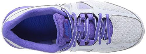 NIKE 642826 W DUAL FUSION LITE 2 MSL Damen Sportschuhe - Running Mehrfarbig (PR PLTNM/CRT PRPL-PRPL HZ-HYPR)