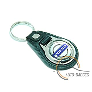 auto-badges VOLVO ARTIFICIAL LEATHER KEYRING