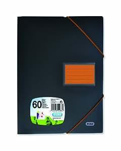 Elba Affichage Livre avec 60 pochette - Orange