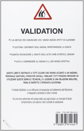 Zoom IMG-1 validation il metodo feil per