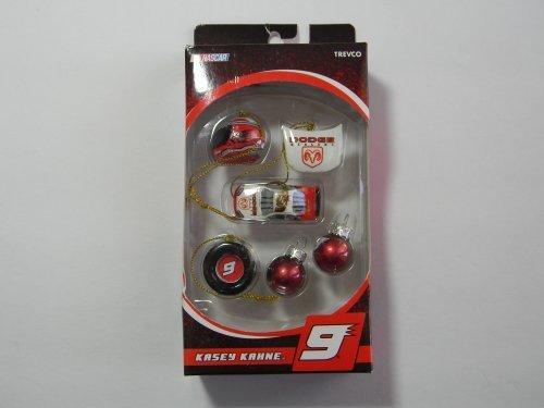 Kasey Kahne, Nascar (Nascar Kasey Kahne #9 Collectible Mini Ornaments by NASCAR)