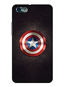 TREECASE Designer Printed Hard Back Case Cover For Huawei Honor 4X