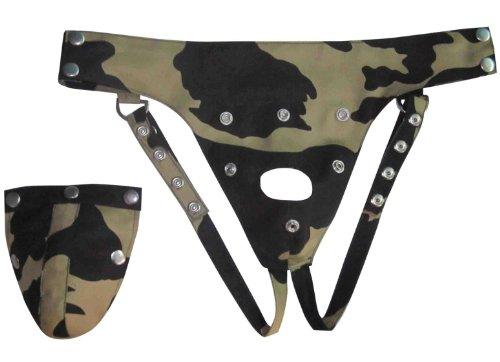 Men's Camouflage print Jocks Jockstraps in size 38 -