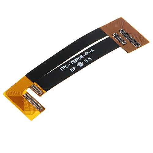perfk 1 Stück LCD Touchscreen Testkabel für die Touchqualität Ersatzteil kompatibel mit 8Plus