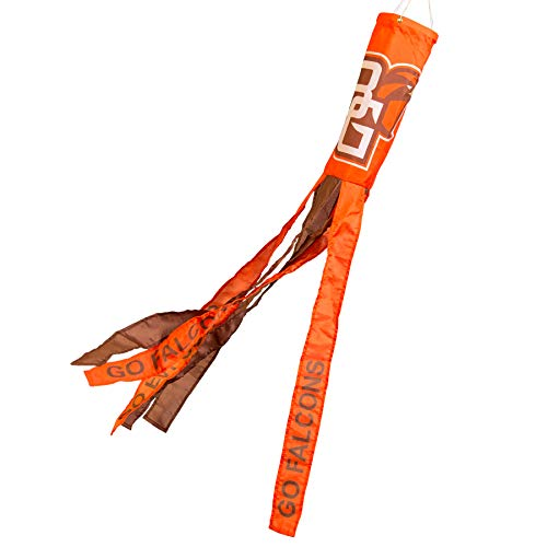College Flags and Banners Co. Bowling Green State Falcons Windsock