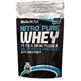 Biotech USA 10004020210 Nitro Pure Whey Protéine Saveur Chocolat