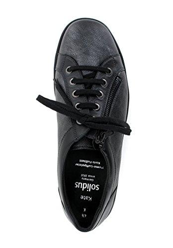Scarpe basse-allacciatura Solidus Kate Nero (nero)