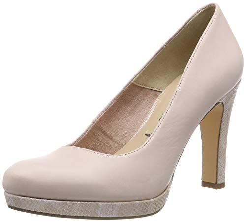 Tamaris 1-1-22477-22, Zapatos de Tacón para Mujer, Rosa (Powder 508), 37 EU