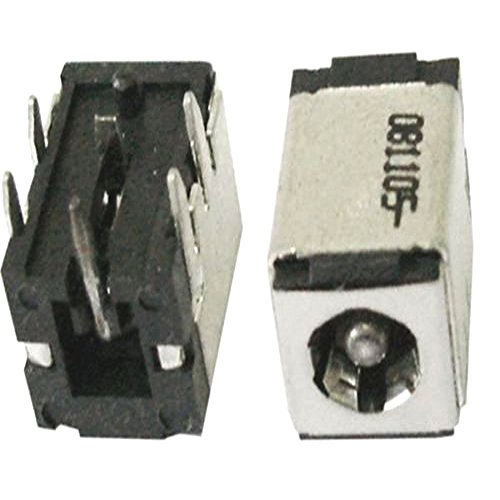 Generic New DC Power Jack Plug IN Socket Connector for Gateway M-1408 M-151XL M-1600 M-6843 M-6844 4530GH 4530GZ 4535G 4543 9000 9300 -