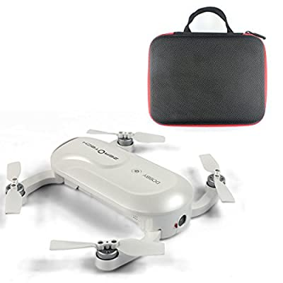 ZEROTECH Dobby Drone Pocket Selfie Pocket Drone FPV With 4K HD Camera GPS Smart Solution RC Quadcopter with Normal Carry Bag by ZEROTECH