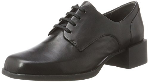 CAMPER Damen Kobo Derbys Grau (Medium Gray)