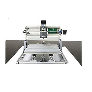 DIY zwei in einem 5500mw CNC3018 Mini-Graviermaschine Laser-Graviermaschine Laser-Gravierer & CNC-Gravur 30 * 18CM Gravur Bereich