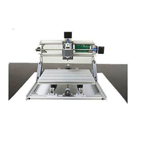 DIY zwei in einer 2500mw CNC3018 Mini-Graviermaschine Laser-Graviermaschine Laser-Gravierer & CNC-Gravur 30 * 18CM Gravur Bereich