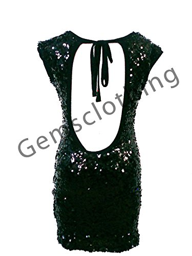 Generic - Robe - Femme Noir Noir Noir - Noir