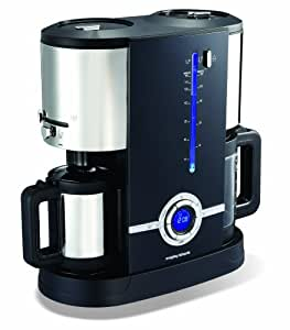 Morphy Richards Rapide Coffee Maker 47490 : Morphy Richards 47064 Latitude Filter Coffee Maker with Frother and 24-Hour Timer (Black ...