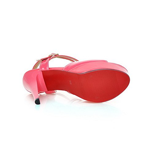 Adee , Damen Sandalen Pink