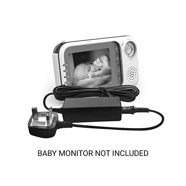 Replacement BT DC 6V Battery Charger Adapter Power Supply Cord Plug for 1000 Baby Video Monitor ABC Products Please see Pictures for correct charger fitting Suits: BT 1000 Baby Video Monitor 1 Year Warranty 1