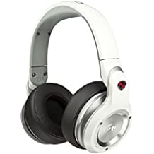 Monster N-Pulse - Auriculares de diadema cerrados (control remoto integrado) color blanco