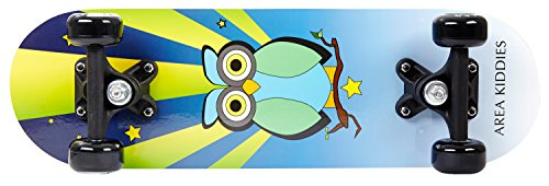 Area Kinderskateboard ab 2 Jahren (Little Owl)