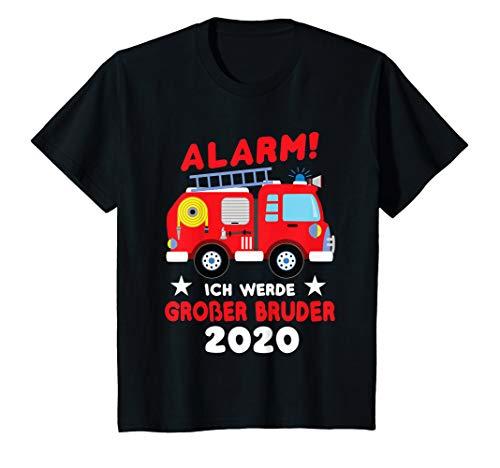 ßer Bruder 2020 Shirt Feuerwehr Auto Geschenk T-Shirt ()