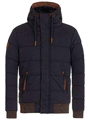 Naketano Male Jacket Was erlauben Strunz II Dark Blue