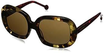 Jonathan Adler occhiali da sole Capri Tokyo Tortoise con lenti marroni