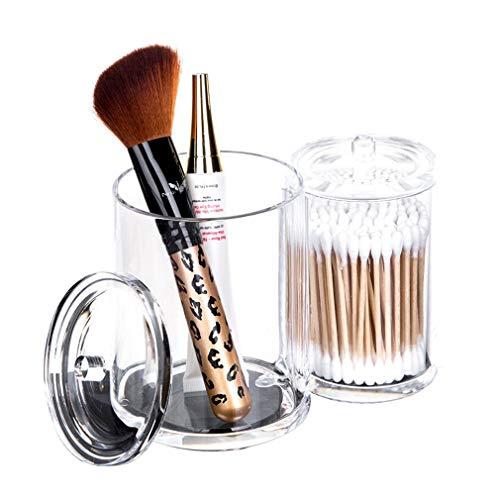 Stockage Cosmétique D'organisateur de Brosse de Maquillage de Maquillage Acrylique pour Des Brosses, Rouge À Lèvres, Base, Accessoires