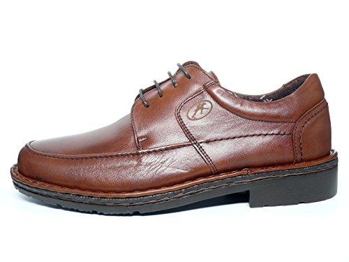Fluchos, Scarpe stringate uomo marrone Size: 41