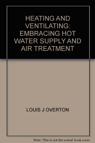 HEATING AND VENTILATING: EMBRACING HOT WATER SUPPLY AND AIR TREATMENT