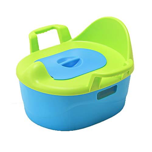 Toilettes pour Enfants SystèMe De Pot Multifonctions 3 en 1 SièGe De Formation De Bassin Conception Amovible Facile à Installer Facile à Nettoyer