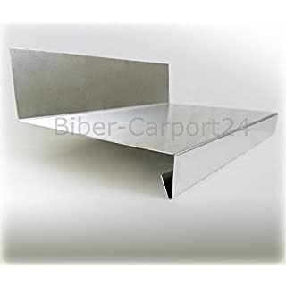 Fensterblech 16 in Aluminium oder Titanzink (16-2 Aluminium 2m)