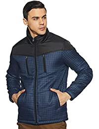 Endeavor Men's Quilted Jacket Navy