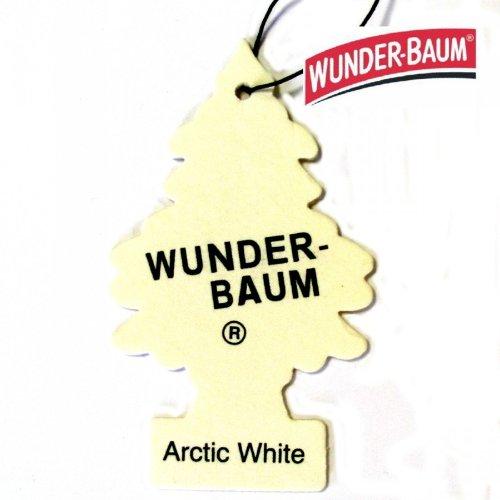 Wunderbaum Arctic White Duftbaum Duftbäumchen Lufterfrischer