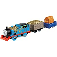 Thomas & Friends Trackmaster Treasure Thomas Engine by Thomas & Friends