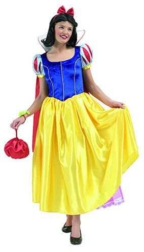Snow White Deluxe Adult Gr. L, M, S, -