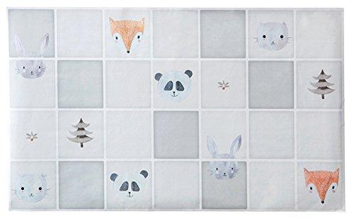 Gadgets Anti-Rauch Anti-Öl Kleber Wand Aufkleber für Küche Dekoration -Stil 3 (Camouflage-einladungen)