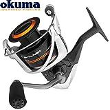 Okuma Skyline 3000 FD - Stationärrolle zum Spinnfischen auf Zander, Barsche & Forellen, Angelrolle zum Spinnangeln, Spinnrolle