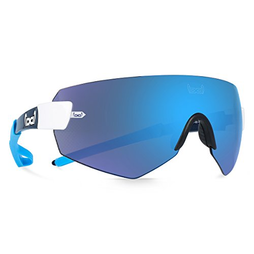 gloryfy unbreakable eyewear Sonnenbrille G9 XTR blue, blau