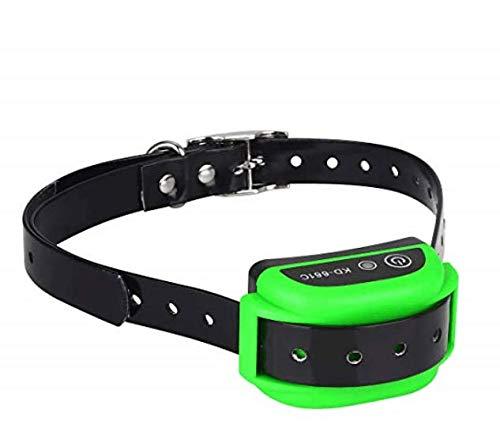 PetWorld Kabelloses Hundezaun-System für den Außenbereich, wiederaufladbar, wasserabweisend, mit extra Halsband-Empfänger -