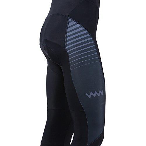 Mobel Sport Blink, Pantaloni Sportivi Uomo Nero