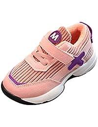 YanHoo Zapatos para niños Moda Chicas Chicos Deporte Calzado Zapatilla  Zapatillas Casual Niños e8550712984c