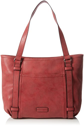 Gerry Weber Open Mind 4080003664 Damen Shopper 38x26x13 cm (B x H x T), Rot (red 300)